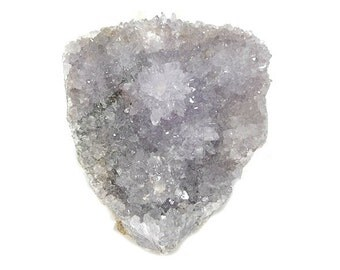Very Rare Purple Creedite Crystal Cluster Crystal Specimen Museum Quality, Connoisseur's Select, from an estate Rock and mineral collection