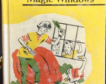Magic Windows by William D. Sheldon and Mary C. Austin, Allyn and Bacon, Inc., 1957