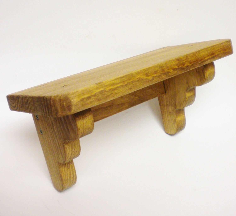 primitive shelf made to order wood shelving shelves. Black Bedroom Furniture Sets. Home Design Ideas