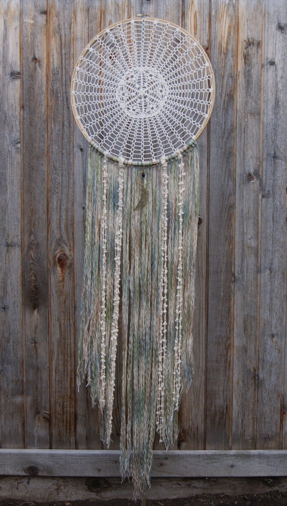 RESERVED - Shipping for Doily Dream Catcher