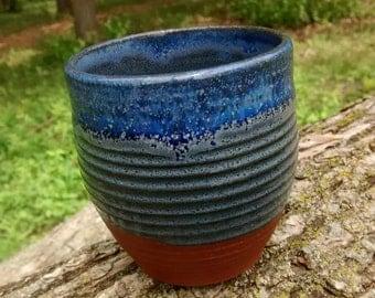 Wine Cup - Handmade Tea Cup - Southwestern Twilight