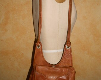 Leather Festival Boho Shoulder bag Purse Coachella Hippie Super Cute