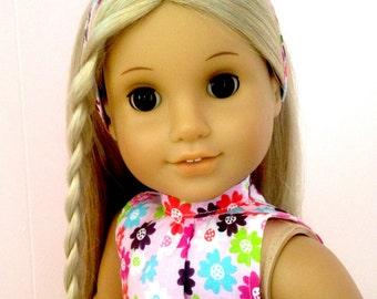 "REDUCED--18"" Doll Clothes Go-Go Dress"
