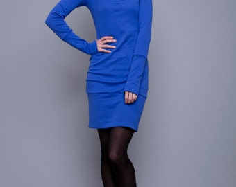 """true lilly"" dress, Royal Blue"