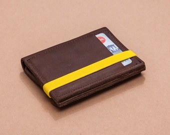 Brown Leather Wallet, Mens Wallet, Leather Wallets