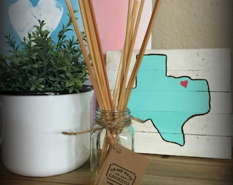 REED DIFFUSER featuring our CLASSIC, Spa & Summer Fragrances