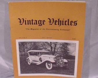 1969 Magazine Issue Vintage Vehicles Great Pictures Articles Antique Autos