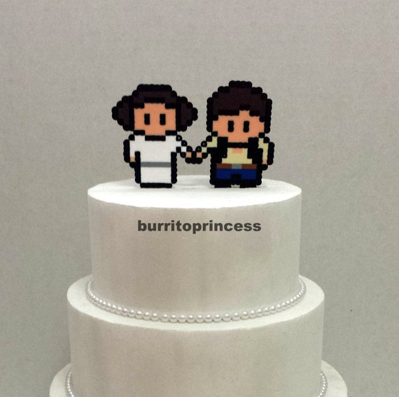 Star Wars Wedding Cake: Wedding Cake Topper Star Wars Wedding Cake Topper Han Solo