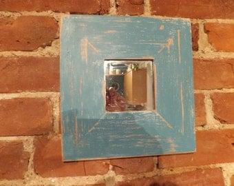 Cute little distressed Mirror