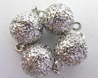 5 Pieces Large Magnetic Clasps
