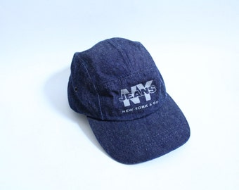 NY Jeans Denim Baseball Cap