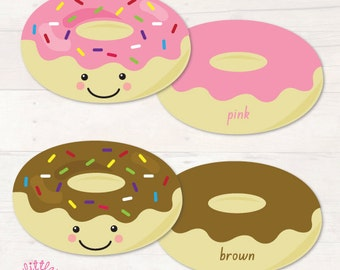 Doughnut Colour Matching Game AUTOMATIC DOWNLOAD