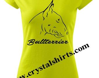 Bullterrier T-shirt