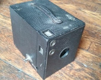 Antique No. 3 Brownie Camera Model B 1894-1902 Patent