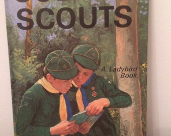 Cub Scouts Ladybird Book