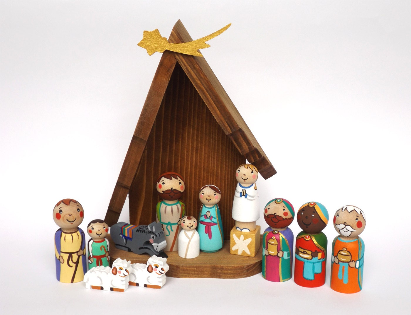 Childrens Nativity Set For Kids Nativity Set By. Ideas For Christmas Cake Decorations. The Worst Christmas Decorations Ever. Christmas Lights Ideas Bedroom. Christmas Tree With Silver Decorations. Easy Christmas Cake Decorations. White Turtle Dove Christmas Decorations. Fibre Optic Christmas Decorations Canada. Decorate Christmas Tree Professionally