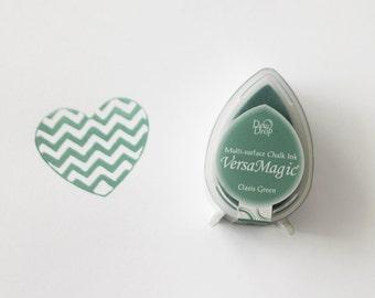 VersaMagic Dew Drop ink pad, Oasis Green GD-79