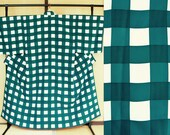 Mens kimono green check, ...