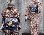 Japanese leopard print ki...