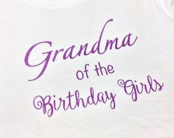 Grandpa Of Twins Etsy