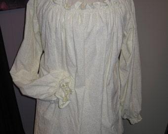 Paisley Renaissance Shirt/Chemise