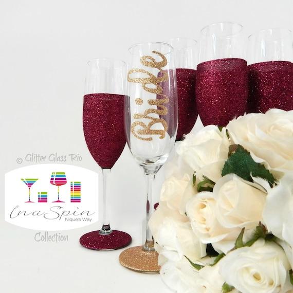Wedding Gift Experiences Australia : ... Wedding Glasses Made in Australia Ruby Wedding Glitter Glass Rio