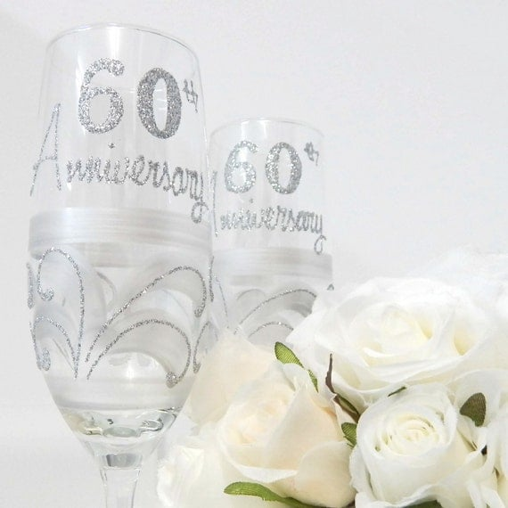 Gifts For 60th Wedding Anniversary: Anniversary Gift Parents 60th Anniversary By InaSpinNiquesWay