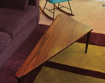 Triangle table Etsy