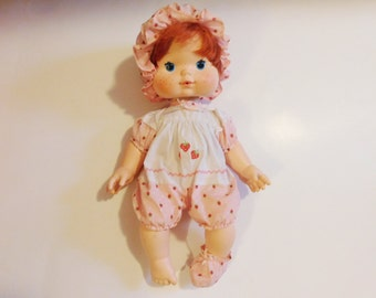 Kenner Strawberry Shortcake Blow Kiss Baby Doll