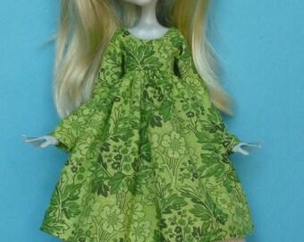 Dress and underskirt for Monster High dolls.
