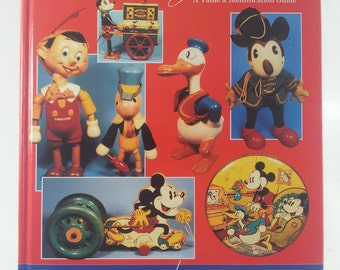 The Collector's Encyclopedia of Disneyana A Value and Identification Guide 1992