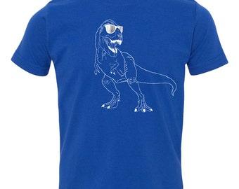 Tyrannosaurus Rex Toddler T Shirt, Dinosaur, T Rex, Dino Shir