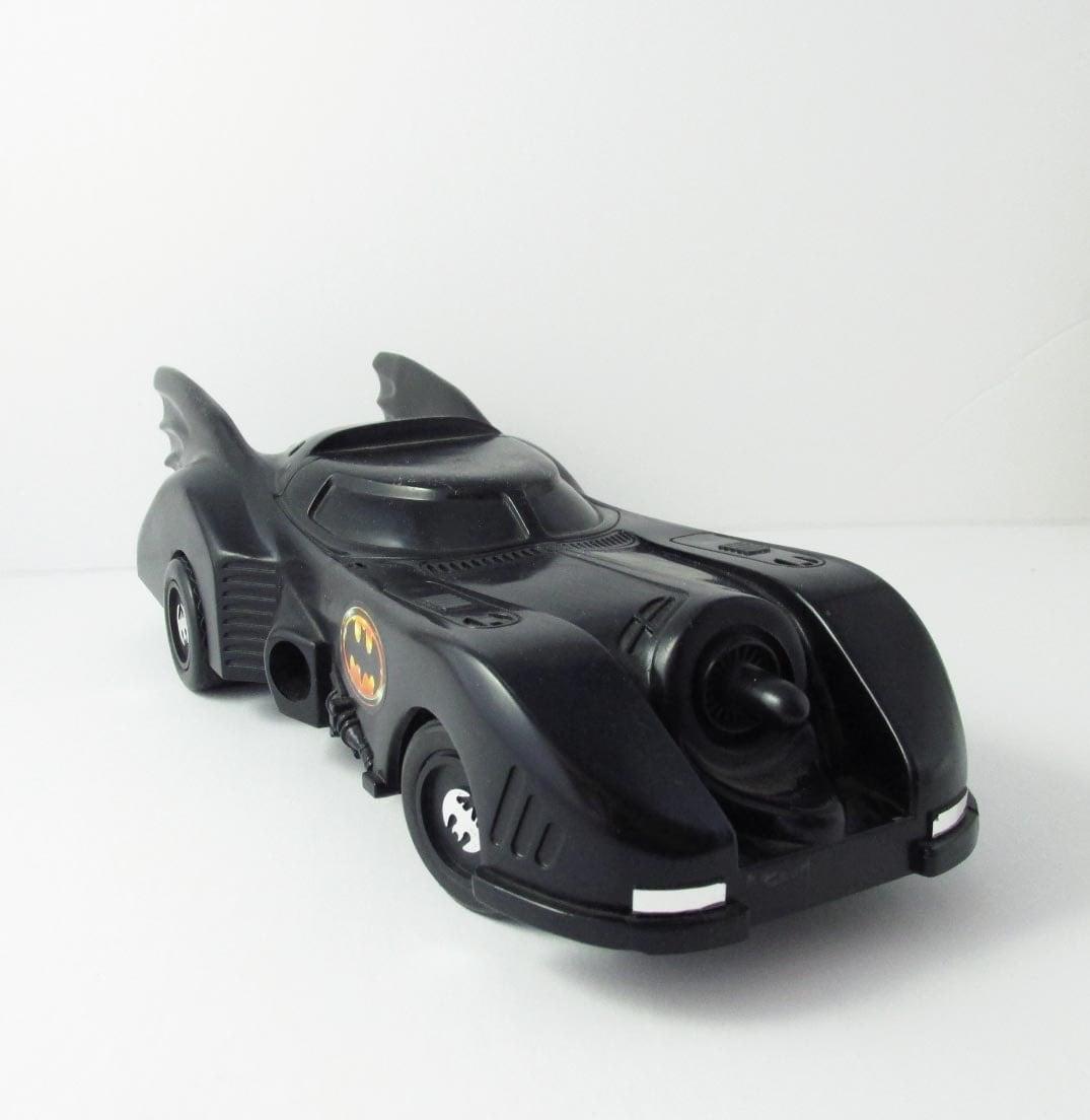 1989 batmobile jouet voiture batman film dc comic prend piles. Black Bedroom Furniture Sets. Home Design Ideas