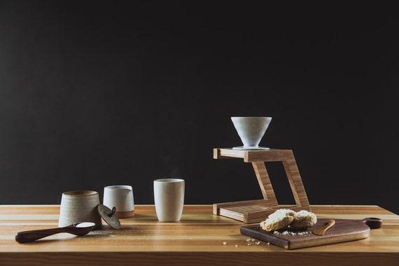 Pour Over Stand / Coffee / Hario / White Ash / Modern / Kitchen