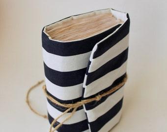 Retro Sailor Journal, Handmade Diary, Travel Book, Old Paper, Pregnancy journals, Notebooks