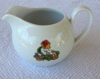 Vintage Celestial Seasonings Creamer/Pitcher featuring Sleepytime Bear