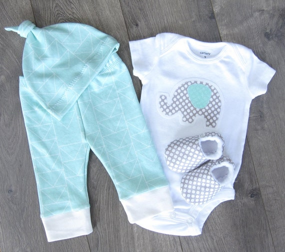 Gender Neutral Baby Outfit Unisex Baby Clothes By