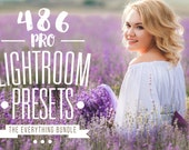 486 Pro Adobe Lightroom Presets Bundle - Everything on Presets Galore - Adobe Lightroom 4, Lightroom 5, Lightroom 6 and Lightroom CC.