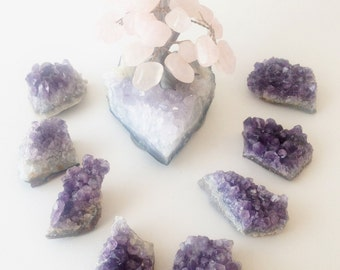 Natural Amethyst Chunks