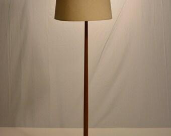 Danish Modern Teak Floor Lamp