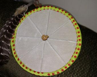 Beader's Pie Mat