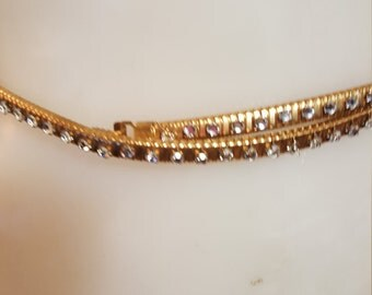 FREE  SHIPPING  Gold Coil Belt