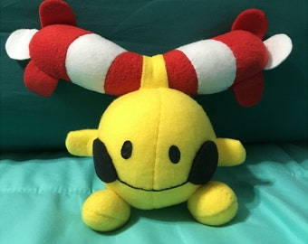 Made to Order Chingling Pokemon Plush