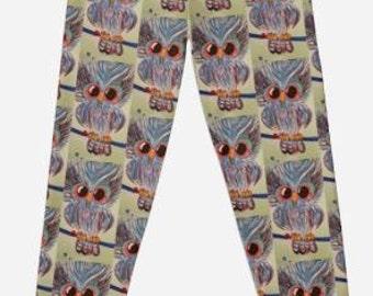 Owly leggings