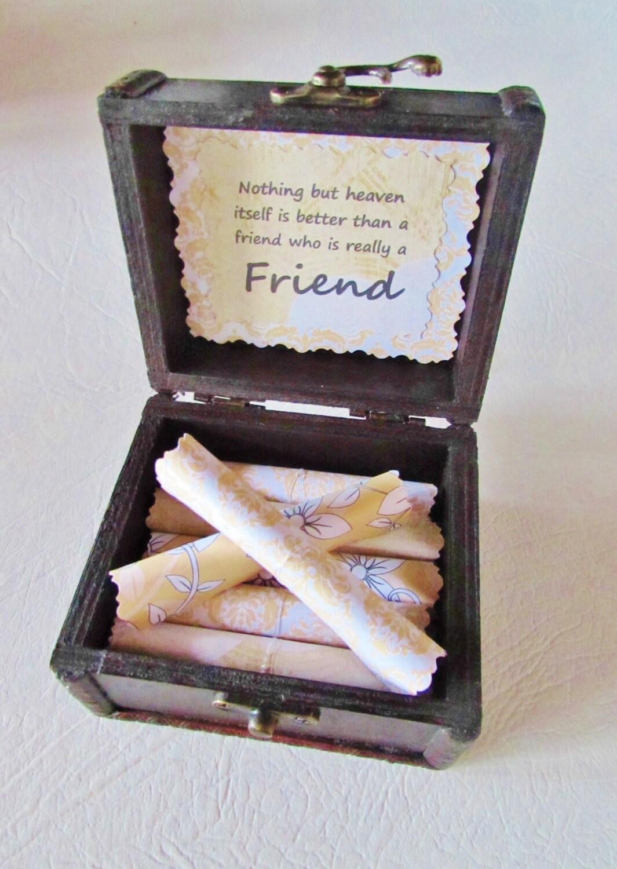 Friend Christmas Gift Friend Gift Idea Friend Birthday
