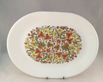 Corelle Indian Summer Oval Serving Platter