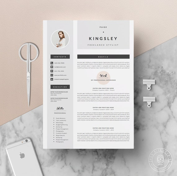 Voice Over Resume: Voice Over Resume Template