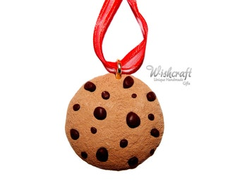 chocolate chip cookie Christmas tree Decoration - ornament