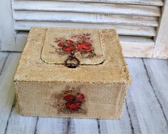 Wedding Card BoxWedding Keepsake Reception DecorationWedding Memory Box