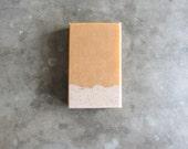 Pumpkin Soap / Handmade Soap / Handmade Cold Process Soap / Cruelty Free / Vegan